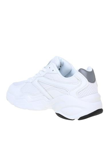 Hammer Jack Hammer Jack Erkek Beyaz Sneaker Beyaz